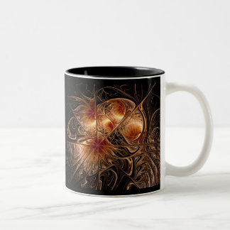 Bronze Two-Tone Mug