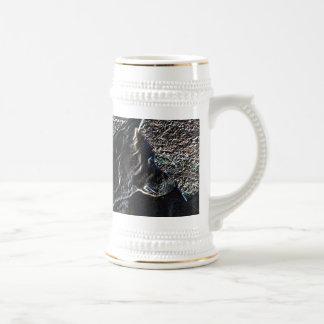 Bronze Wolf Mug