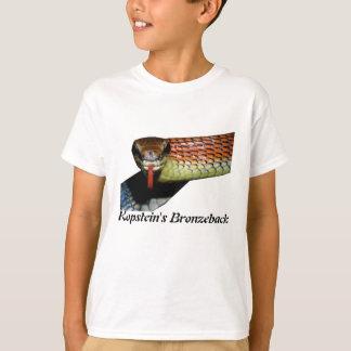 Bronzeback de Kopstein embroma la camiseta
