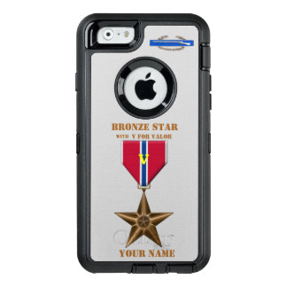 BRONZESTAR (With V for Valor) OtterBox iPhone 6/6s Case