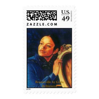 Bronzeville Stamp