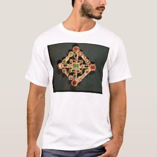 Brooch in the form of a Greek cross T-Shirt