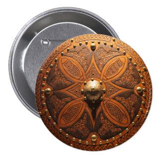 Brooch Targe Pinn Button