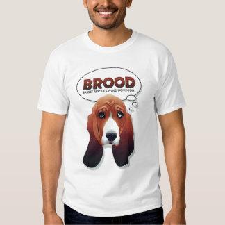 BROOD basset T-shirt