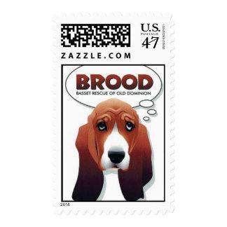 BROOD stamps