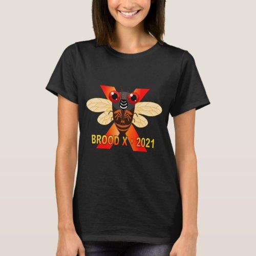 Brood X Cicada Shirt