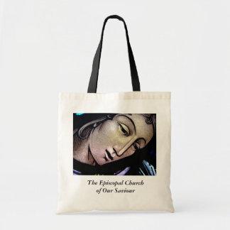 Brooding Mary Tote Bag