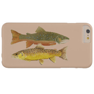 Brook & Brown Trout Phone case