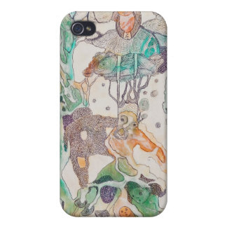 Brook in a Nook speck/phone case 4G Cases For iPhone 4