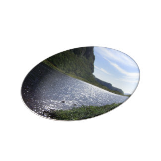 Brook in the Mountains: NL,Canada Decorative Plate Porcelain Plate