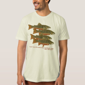 Brook Trout Apparel T Shirt