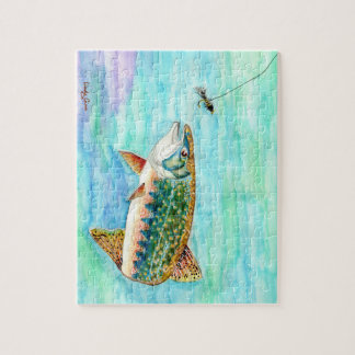 Brook Trout Boxed Puzzle Jigsaw Puzzles