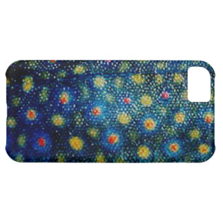 Brook Trout by Patternwear© Fly Fishing iPhone 5C Cover