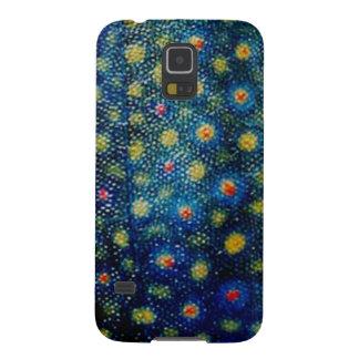 Brook Trout by Patterwear© Galaxy S5 Case