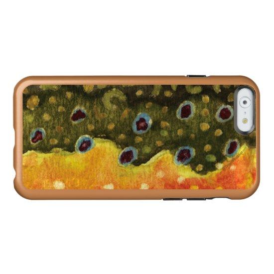 Brook Trout Fish Incipio Feather® Shine iPhone 6 Case