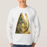 Brook Trout Fisherman Tshirt