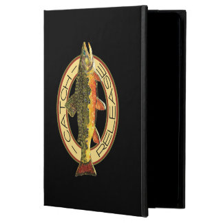 Brook Trout Fishing C and R Cover For iPad Air