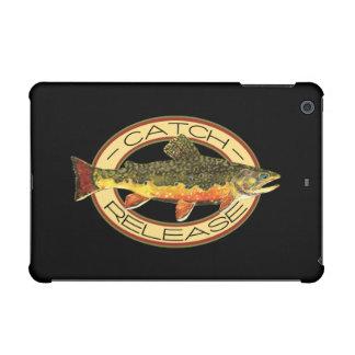Brook Trout Fishing C and R iPad Mini Retina Case