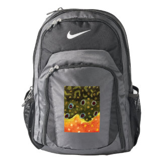 Brook Trout Fishing Backpack