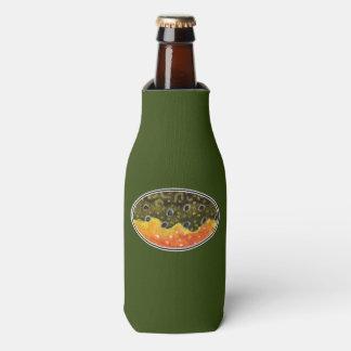 Brook Trout Fishing, Ichthyology Bottle Cooler