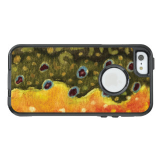 Brook Trout Fishing, Ichthyology OtterBox iPhone 5/5s/SE Case