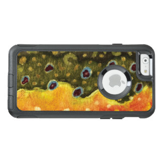 Brook Trout Fishing, Ichthyology OtterBox iPhone 6/6s Case