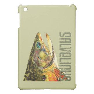 Brook Trout Fishing iPad Mini Case