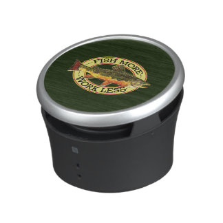 Brook Trout Fly Fishing Bluetooth Speaker