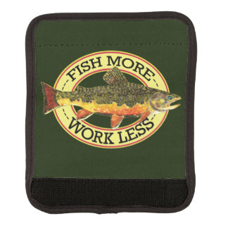 Brook Trout Fly Fishing Handle Wrap