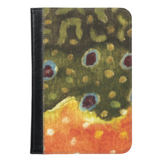 Brook Trout Fly Fishing iPad Mini Case