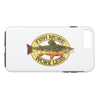 Brook Trout Fly Fishing iPhone 7 Plus Case