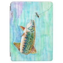 Brook Trout iPad Magnetic Cover