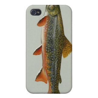Brook Trout Iphone Case iPhone 4 Cases