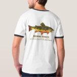 Brook Trout, Latin Shirt