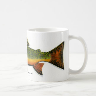 Brook Trout   ... Classic White Coffee Mug