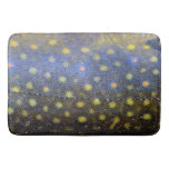 Brook Trout Scales Photography Bath Mats