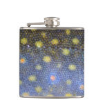 Brook Trout Scales Photography Hip Flasks