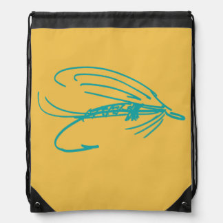 Brook Trout Scales Photography Backpack