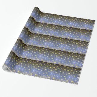 Brook Trout Scales Photography Wrapping Paper