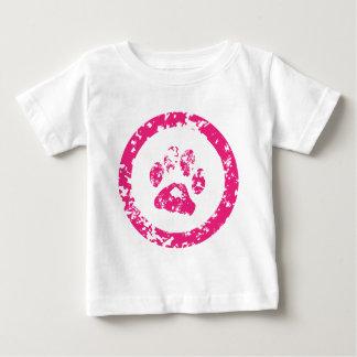 Brookdale Chalk Paw Baby T-Shirt