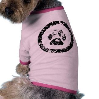 Brookdale Chalk Paw Doggie T-shirt