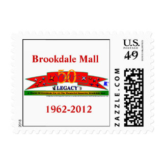 """""""Brookdale Mall Legacy Stamp 2012"""" by Clark Ulysse"""