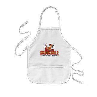 Brookdale Tiger Kids Apron