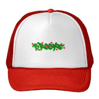 Brooke Graffiti Trucker Hat