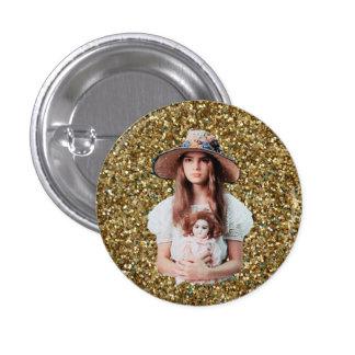 Brooke Shields Nymphet Button
