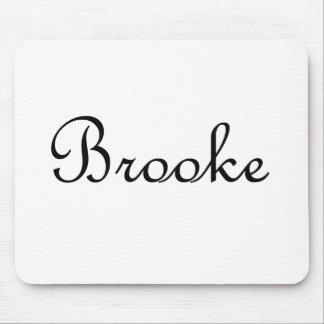 Brooke Tapete De Ratones