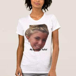 Brookehead, My favorite YaYa! T-shirts