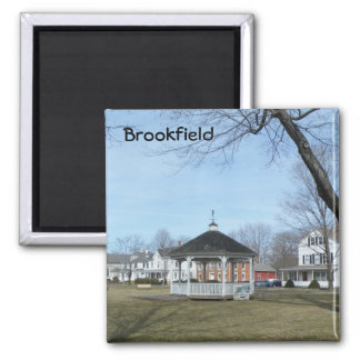Brookfield 2 Inch Square Magnet