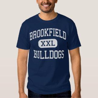 Brookfield Bulldogs Middle Brookfield T Shirt