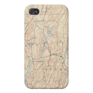Brookfield, Massachusetts iPhone 4 Cover